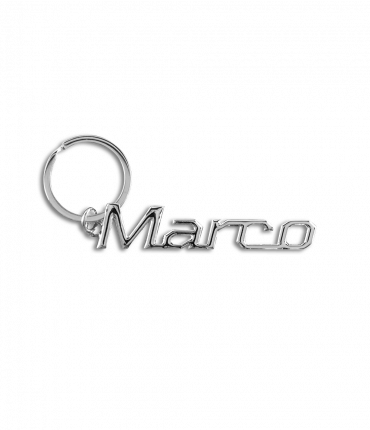 Cool car keyrings - Marco