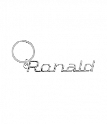Cool car keyrings - Ronald