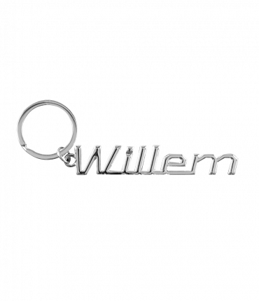 Cool car keyrings - Willem