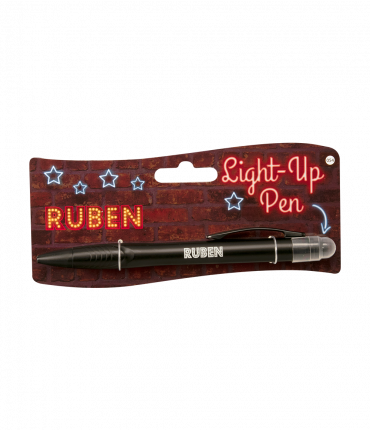 Light up pen - Ruben