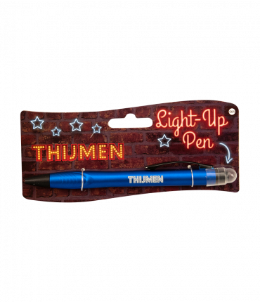Light up pen - Thijmen