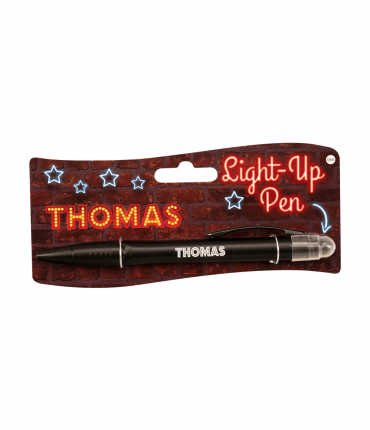 Light up pen - Thomas