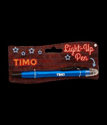Light up pen - Timo