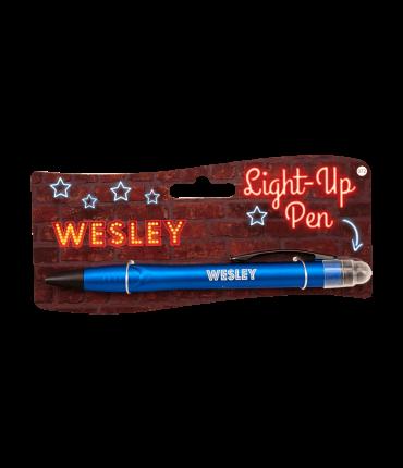 Light up pen - Wesley