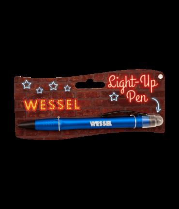 Light up pen - Wessel