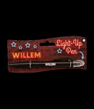 Light up pen - Willem