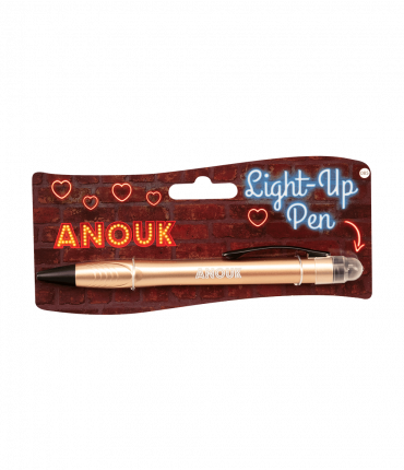 Light up pen - Anouk