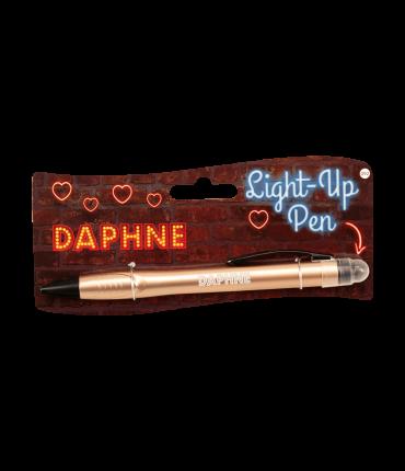 Light up pen - Daphne