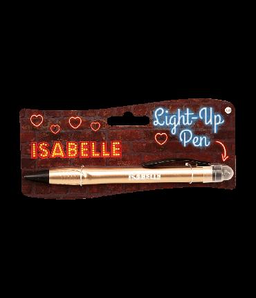 Light up pen - Isabelle