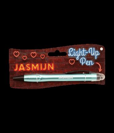 Light up pen - Jasmijn