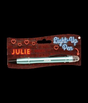 Light up pen - Julie