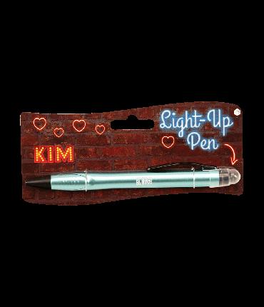 Light up pen - Kim
