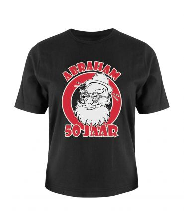 Leeftijd shirt - Abraham 50