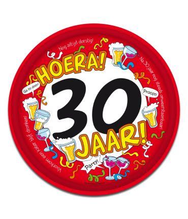 Dienblad - 30 jaar