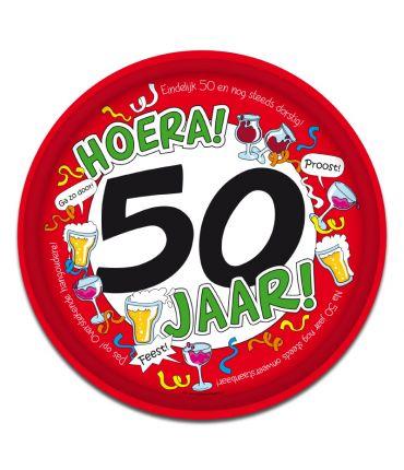 Dienblad - 50 jaar