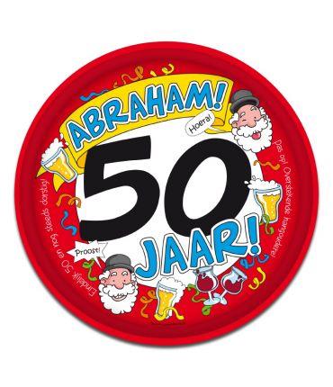 Dienblad - Abraham