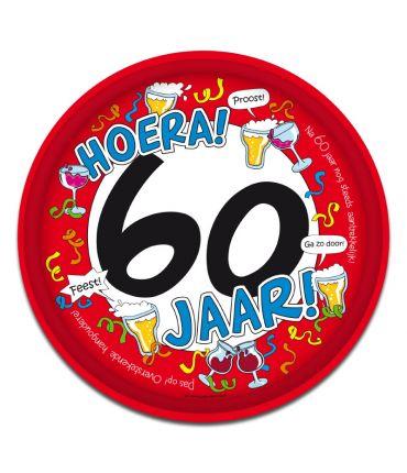 Dienblad - 60 jaar