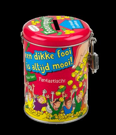 Spaarpotten - Fooien