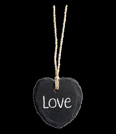 Natuurstenen Hart - Love