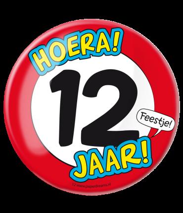 Button XL - 12 jaar