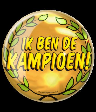 Button XL - Kampioen
