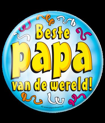 Button XL - Beste Papa