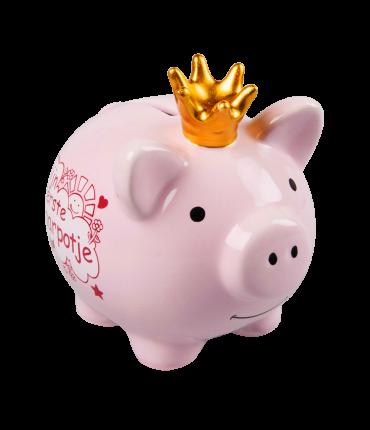 Piggy bank - Girl