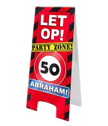 Warning Sign - Abraham