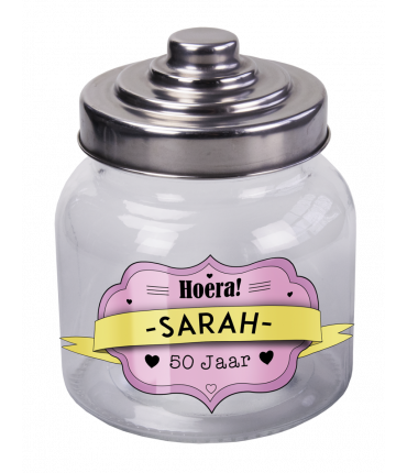 Snoeppotten - Sarah