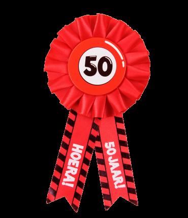 Party Rozetten - 50 jaar
