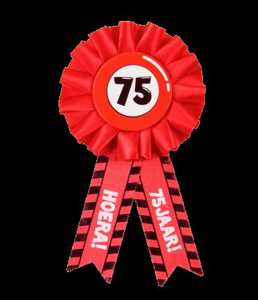 Party Rozetten - 75 jaar
