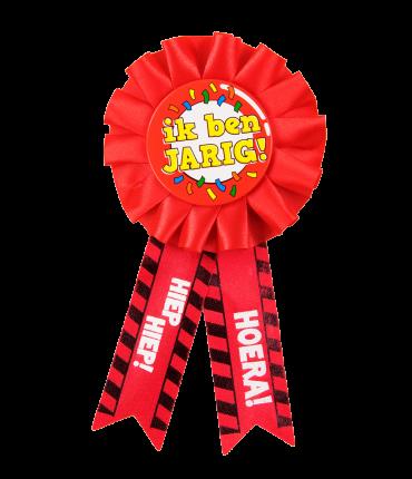 Party Rozetten - Gefeliciteerd
