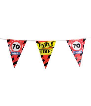 Party Vlaggen - 70 jaar