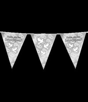 Party vlaggen - Huwelijk