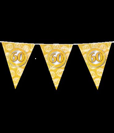 Party Vlaggen - 60 jaar getrouwd