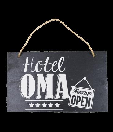 Leisteen - Hotel Oma!