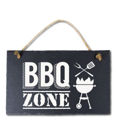 Leisteen - BBQ zone!