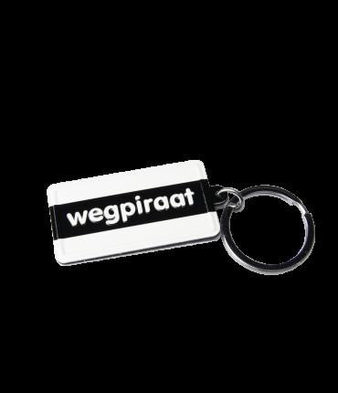 Black & White keyring - Wegpiraat