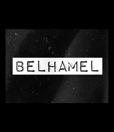 Black & White Cards - Belhamel