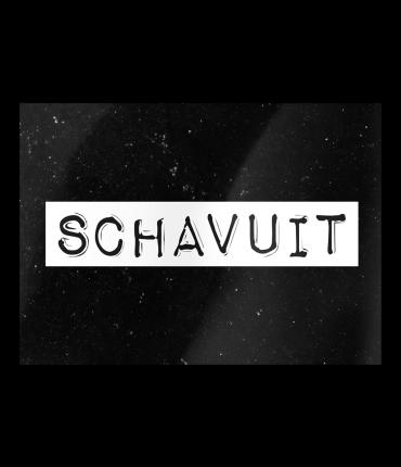 Black & White Cards - Schavuit