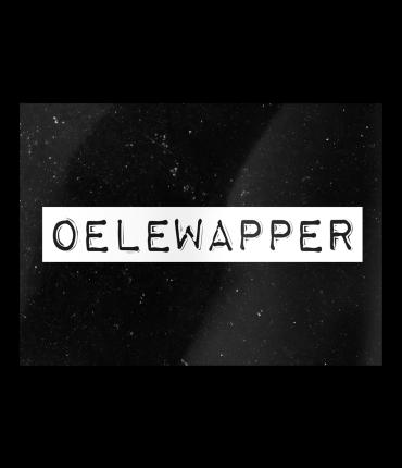Black & White Cards - Oelewapper