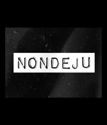 Black & White Cards - Nondeju