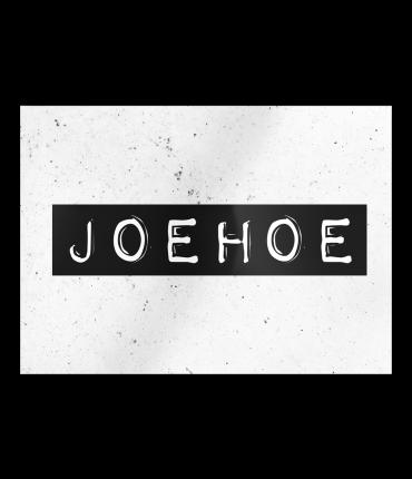 Black & White Cards - Joehoe