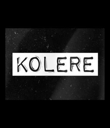 Black & White Cards - Kolere