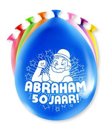Party Ballonnen - Abraham
