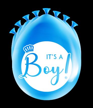 Party ballonnen - It's a boy