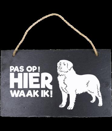 Leisteen Dieren - Berner Sennenhond
