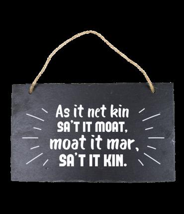 Leisteen Fries - As it net kin