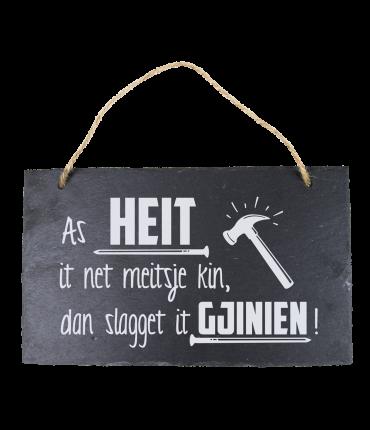 Leisteen Fries - Heit