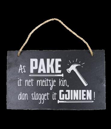 Leisteen Fries - Pake